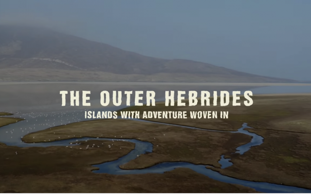 Weave Your Own Story in the Outer Hebrides